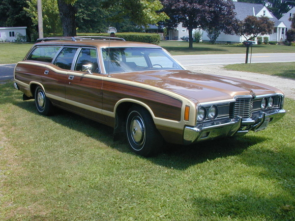 1976 Ford Country Squire Wagon A Wink Amp A Smile