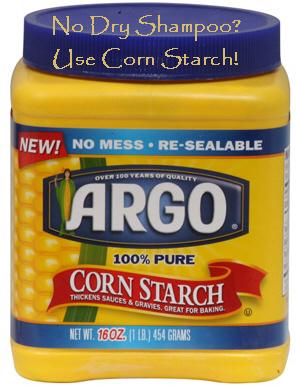 argo+cornstarch