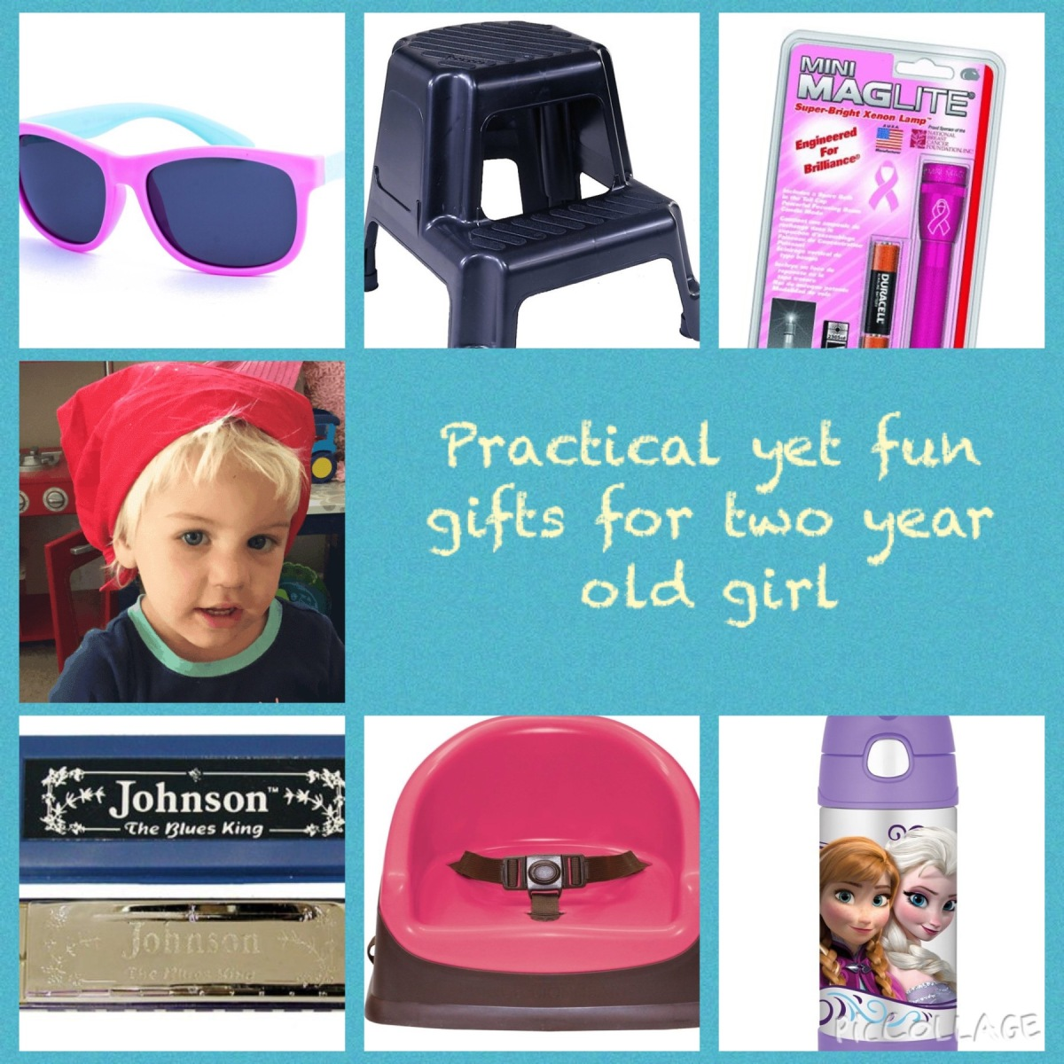 Best gifts for a two year old girl, the answer might shock you!